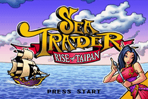 Play Sea Trader - Rise of Taipan Nintendo Game Boy Advance ...
