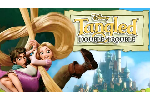 Tangled - Double Trouble Free Disney Website Game - All ...