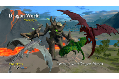 Amazon.com: Dragon World Multiplayer: Appstore for Android