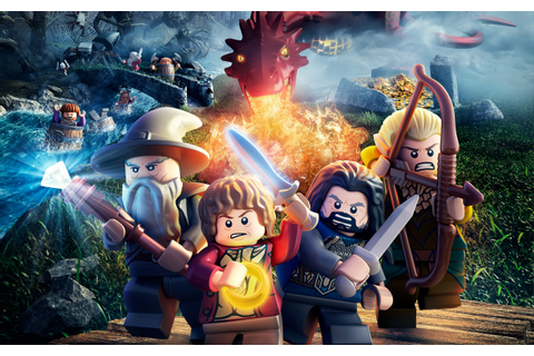 LEGO The Hobbit Game Wallpapers | HD Wallpapers | ID #13266