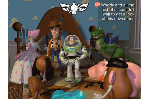 The Collection Chamber: DISNEY'S ANIMATED STORYBOOK: TOY STORY