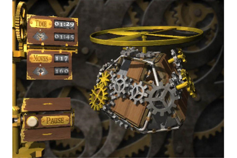 Cogs puzzle game released on Steam
