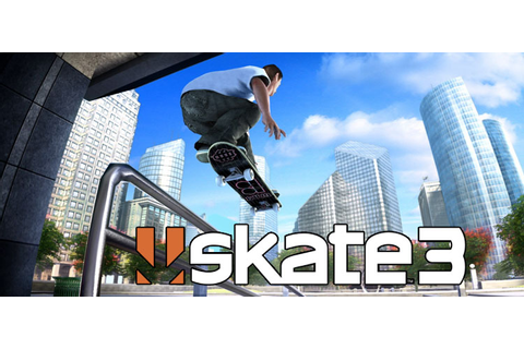 Skate 3 Free Download FULL Version Cracked PC Game