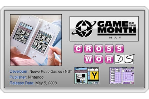 Nintendo DS Game of the Month: May 2008 - IGN