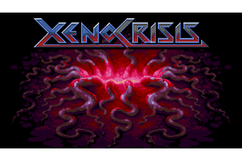 Xeno Crisis: a new game for the Sega Genesis / Mega Drive ...