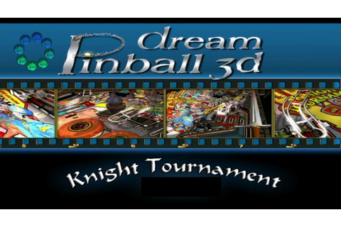 Dream Pinball 3D Wii Gameplay - YouTube