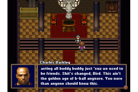 Barkley, Shut Up and Jam: Gaiden - Free J-RPG Games - FOSS ...