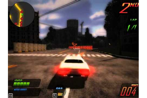 Death Race Gameplay - YouTube