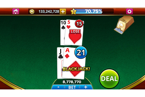BLACKJACK! - Android Apps on Google Play