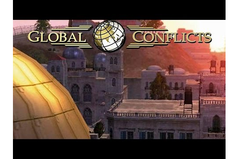 Global Conflicts: Palestine - Gameplay Trailer - YouTube