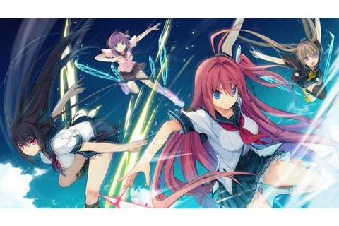 Aokana: Four Rhythm Across the Blue HD Edition for PS4 ...