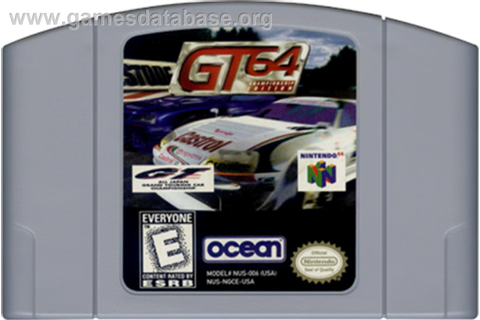 GT 64: Championship Edition - Nintendo N64 - Games Database