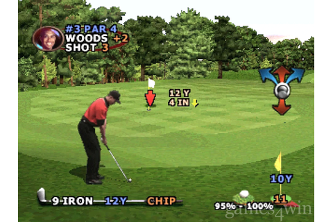 Tiger Woods PGA Tour 2000 Download - Games4Win