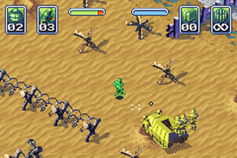 Play Army Men - Operation Green Nintendo Game Boy Advance ...