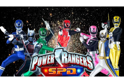 Power Rangers SPD, Game Boy Advance - YouTube