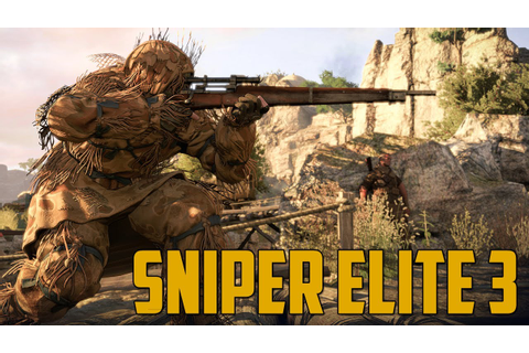 A TRUE SNIPER MULTIPLAYER (Sniper Elite 3) - YouTube