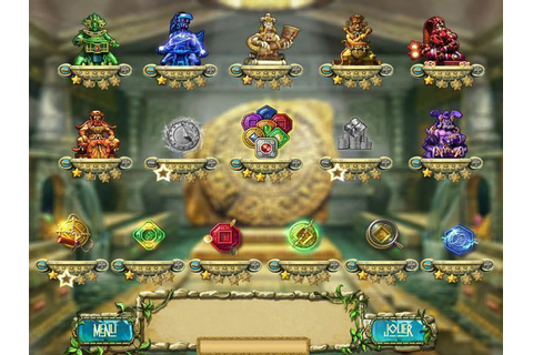 The Treasures of Montezuma (Jeu PC) - Images, vidéos ...