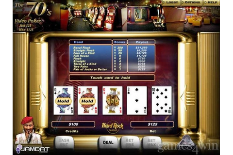 Hard Rock Casino Download on Games4Win