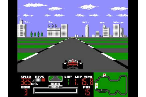 A - Z of NES Games - Ferrari Grand Prix Challenge - YouTube