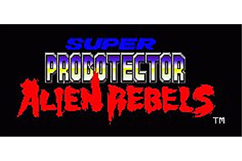 Super Probotector: Alien Rebels — Wikipédia