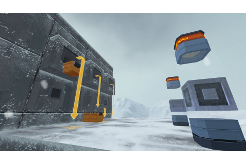 Infinifactory - screenshots gallery - screenshot 3/4 ...