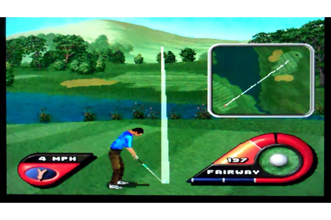 Actua Golf 2 Playstation Gameplay - YouTube