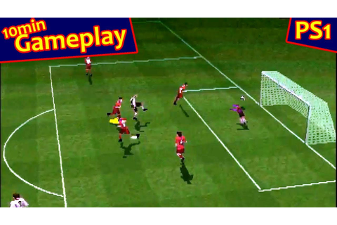 FIFA 97 ... (PS1) - YouTube