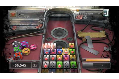 Poker Smash, one of Xbox Live Arcade's best puzzle games ...