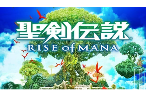 Rise of Mana – New game in popular RPG series lands on ...