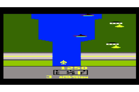 Atari 2600 Games River Raid (1982) - YouTube