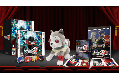 Persona Q2: New Cinema Labyrinth coming west on June 4 ...