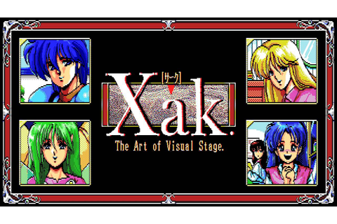 Xak: The Art of Visual Stage - Fearless Town - YouTube