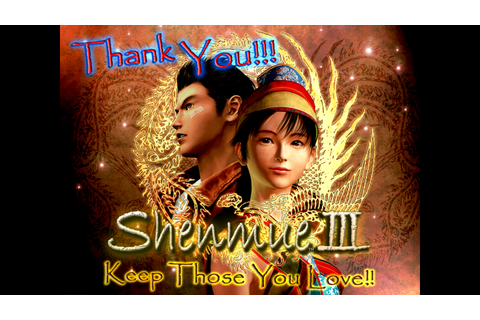 Yu Suzuki Shares Update on Shenmue III - GameRevolution