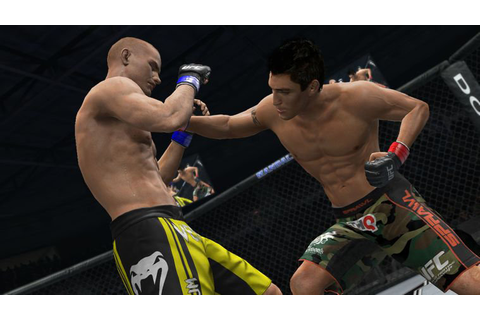Amazon.com: UFC Undisputed 3: Xbox 360: Video Games