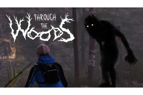Through The Woods - Norse Horror Game, Full Playthrough ...