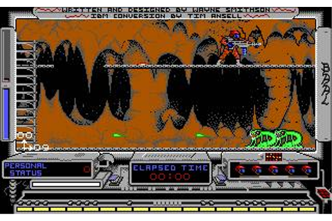 Baal Download (1989 Arcade action Game)