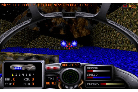 Download Radix: Beyond the Void shooter for DOS (1995 ...