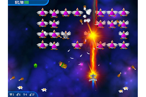 Chicken Invaders 3 > iPad, iPhone, Android, Mac & PC Game ...