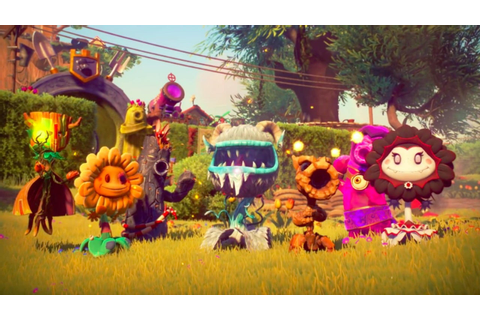Plants vs. Zombies: Garden Warfare 2 Official Plant ...