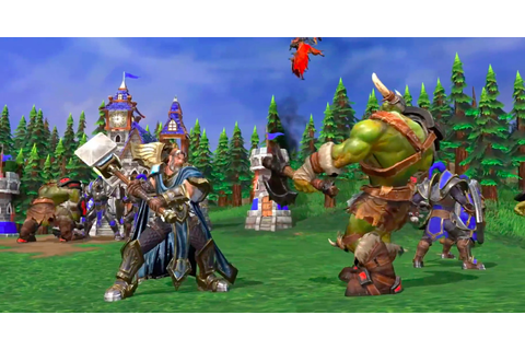 Warcraft 3: Reforged is an HD remaster of the classic RTS ...