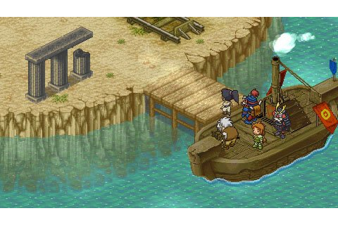 PoPoLoCrois Fiche RPG (reviews, previews, wallpapers ...