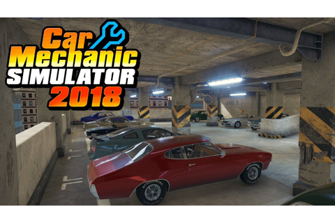 Car Mechanic Simulator 2018 (PC, Xbox One, PS4, Nintendo ...