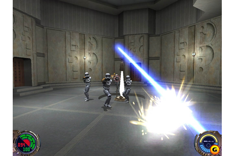 Star Wars Jedi Knight II - Jedi Outcast PC Game Download ...