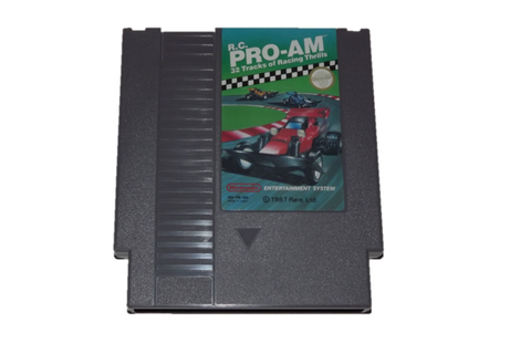 R.C. Pro-Am | Culsams Original NES Store Nintendo Video ...