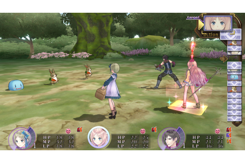 Atelier Meruru ~The Apprentice of Arland~ DX - Download ...