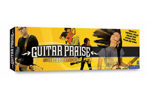 Guitar Praise-Solid Rock, Christian Music Game, 50+song ...