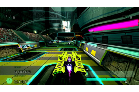 WipEout Pulse PS2 - Orcus - YouTube