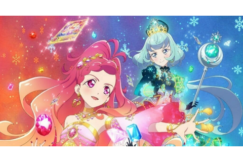 Aikatsu Friends! Gets New Anime Project In April 2019 ...