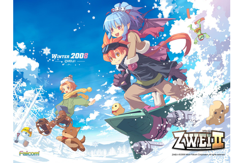 ZWEI II Plus | I like the art style! #PC #Falcom | Falcom ...