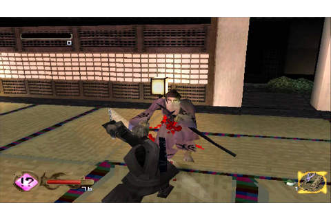 Tenchu Stealth Assassins - Gameplay - Mission 1 - YouTube